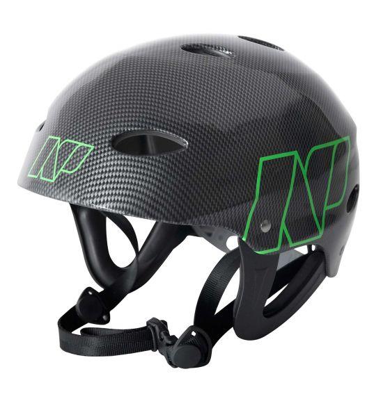 NP Helmet Carbon (black, blue)