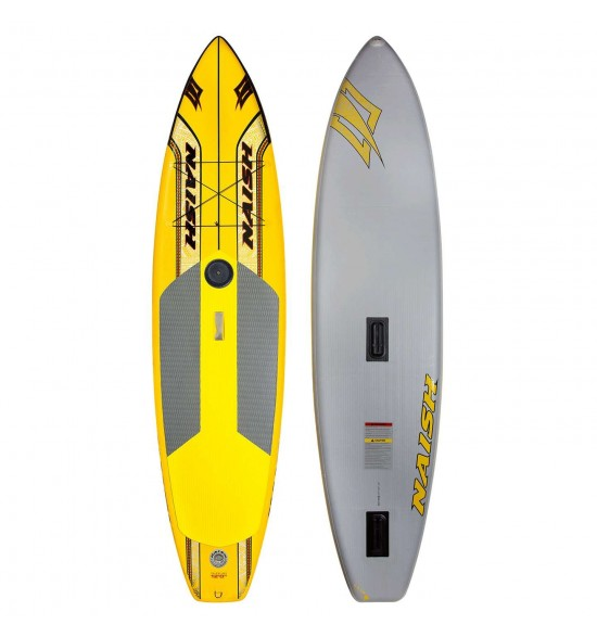 """Naish CROSSOVER 12'0"""" X 34"""" Inflatable SUP 2016"""