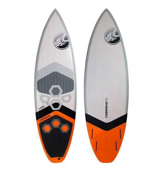Cabrinha S-Quad 2017 surfboard